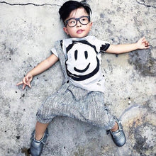 Handsome Harem Pants and T-shirt Set - My Modern Kid