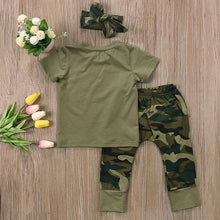 Camouflage Daddy's Boy & Daddy's Girl Set - My Modern Kid