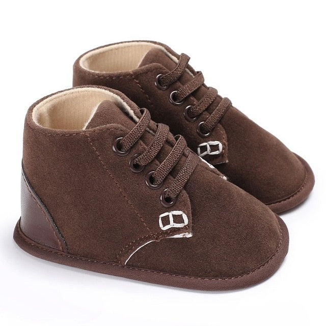 Baby Boys Autumn Soft Bottom Shoes - My Modern Kid