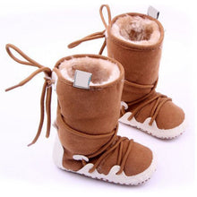 Super Warm Fleece Winter Baby Boots - My Modern Kid