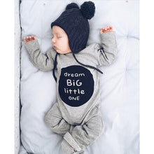 """Dream Big Little One"" Baby Jumpsuit - My Modern Kid"