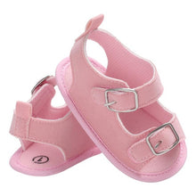 Baby Girls Buckle Up Sandals - My Modern Kid