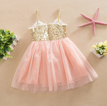 Shine Bright Sleeveless Gown - My Modern Kid