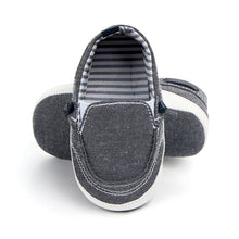 Baby Boys Plus Slip-On Moccasins - My Modern Kid