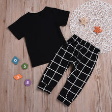"""Mr. Steal Your Girl"" Boys Casual Set - My Modern Kid"