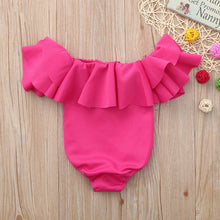 Baby Girls Off-The-Shoulder Bodysuit - My Modern Kid