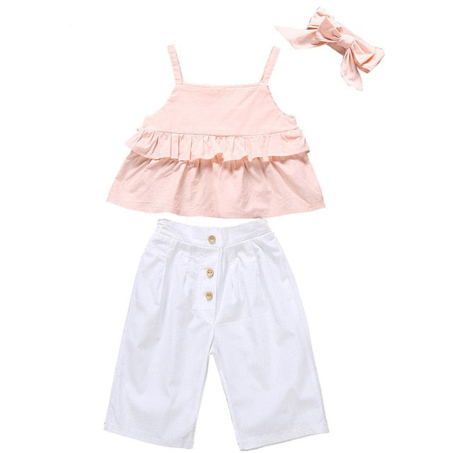 Girls Beach Ready 3-Piece Set - My Modern Kid