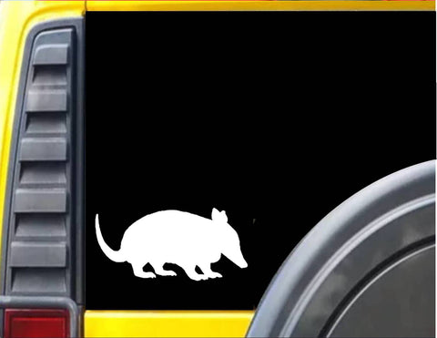 Armadillo Decal Sticker *J553* - The Safari Shoppe
