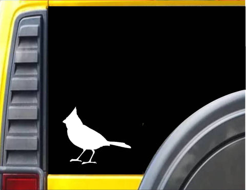 Cardinal Decal Sticker *J558*