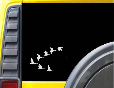 Ducks Flying Decal Sticker *D689* - The Safari Shoppe