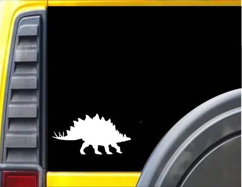Stegosaurus Decal Dinosaur Sticker *I064* - The Safari Shoppe