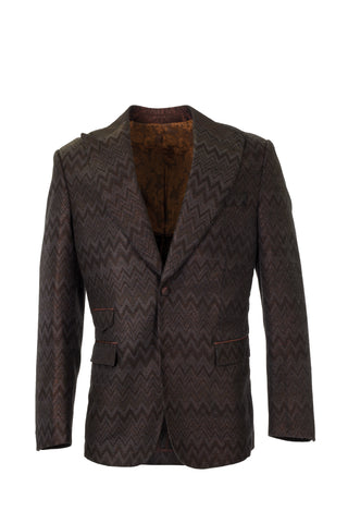 BROWN SPORT COAT