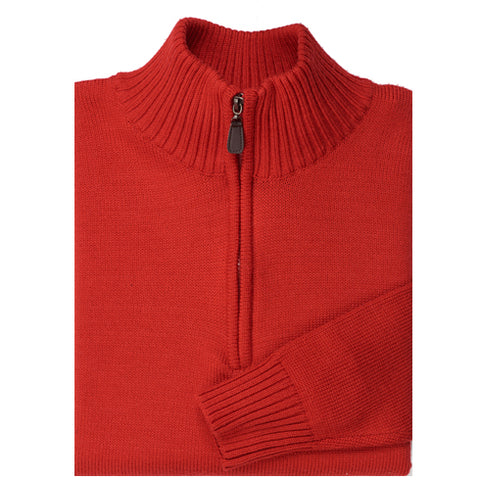INSEARCH RED SWEATER