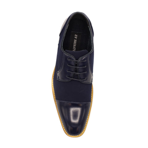 UV SIGNATURE CAP TOE BLUE