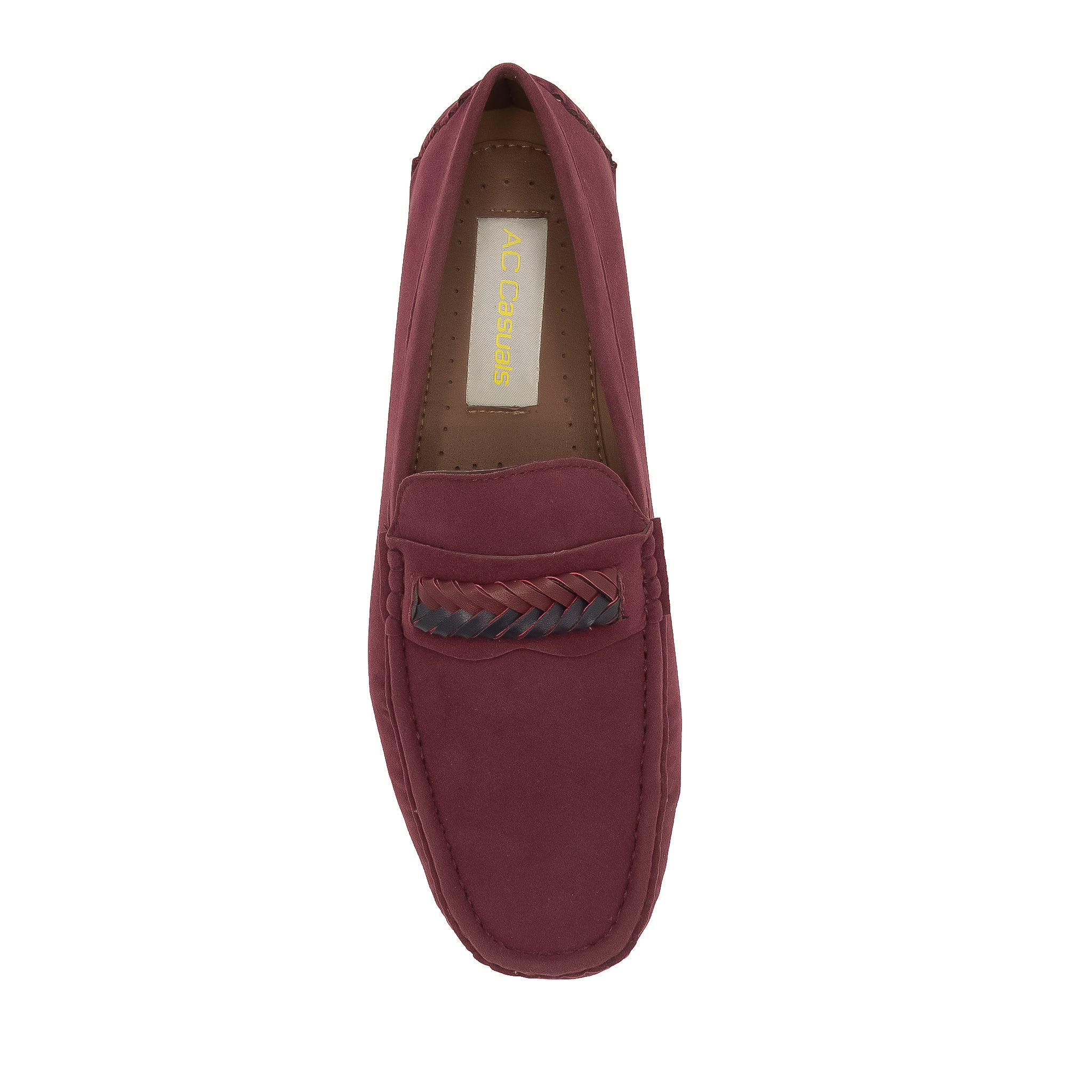 AC CASUAL BURGUNDY