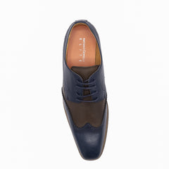 ANTONIO CERRELLI BROWN/NAVY