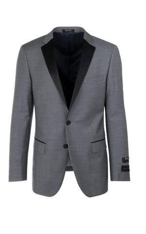 SIENNA SLIM FIT GREY TUXEDO BY TIGLIO