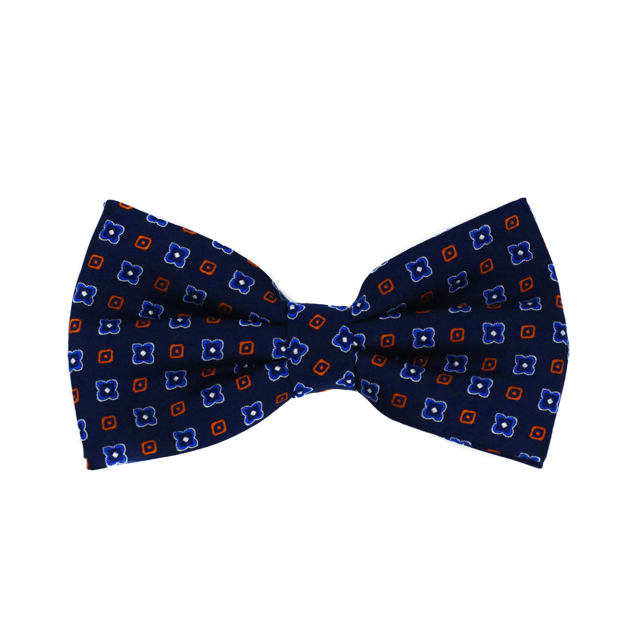 GIANFRANCO BOWTIE SET / NAVY