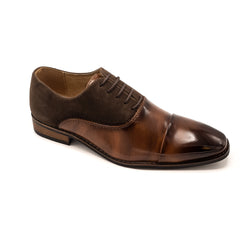 UV SIGNATURE LACE UP BROWN