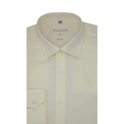 FUSION DRESS SHIRT OFFWHITE