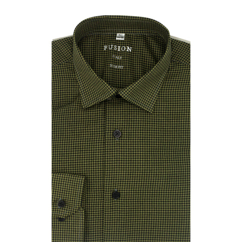FUSION SPORT SHIRT OLIVE