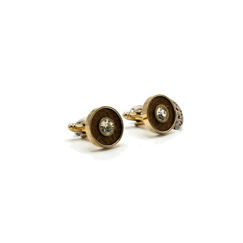 DR CUFFLINK BROWN