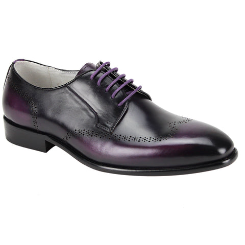 IVAN / GIOVANNI LEATHER PURPLE