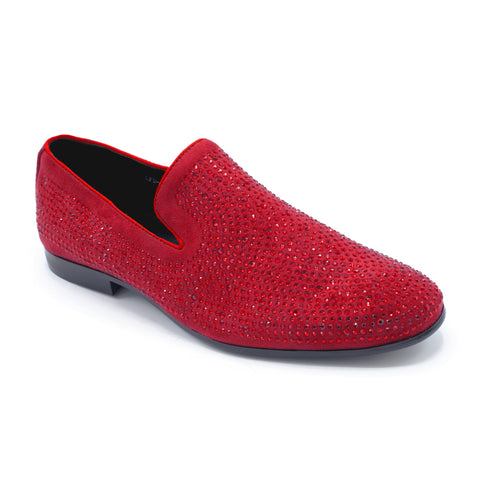 ROYAL TUXEDO SHOES / RED