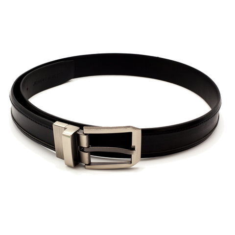 STEVEN LAND BELT- BLACK