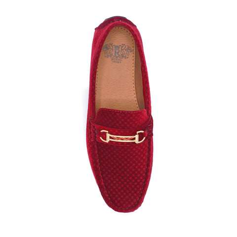 ROYAL CASUAL SHOES / RED