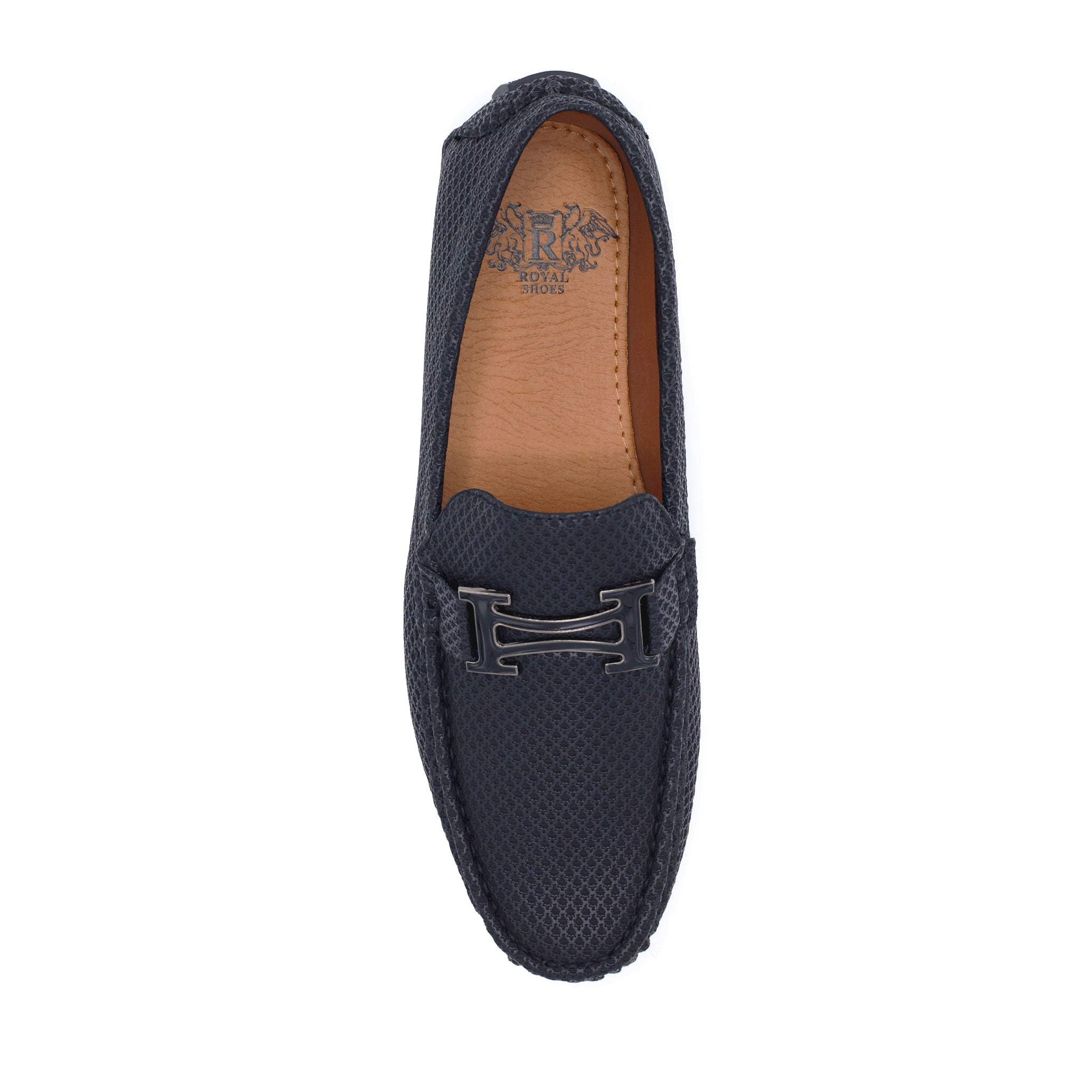 ROYAL CASUAL SHOES / BLACK