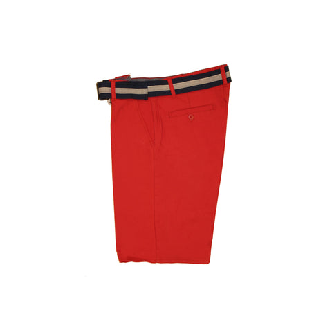 TRUE ROCK RED SHORTS