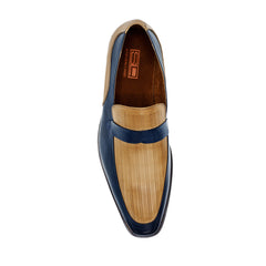 STEVEN LAND SHOES SL0011 BLUE