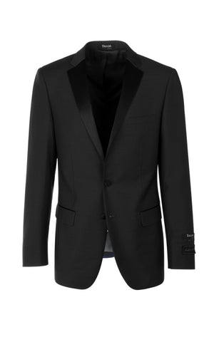 SIENNA SLIM FIT BLACK TUXEDO BY TIGLIO