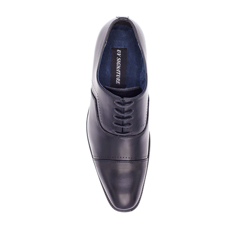 UV SIGNATURE CAP TOE BLACK