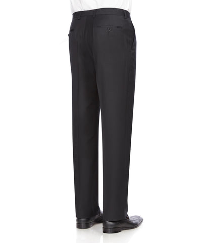 DRESS PANT BLACK BY ZANETTI