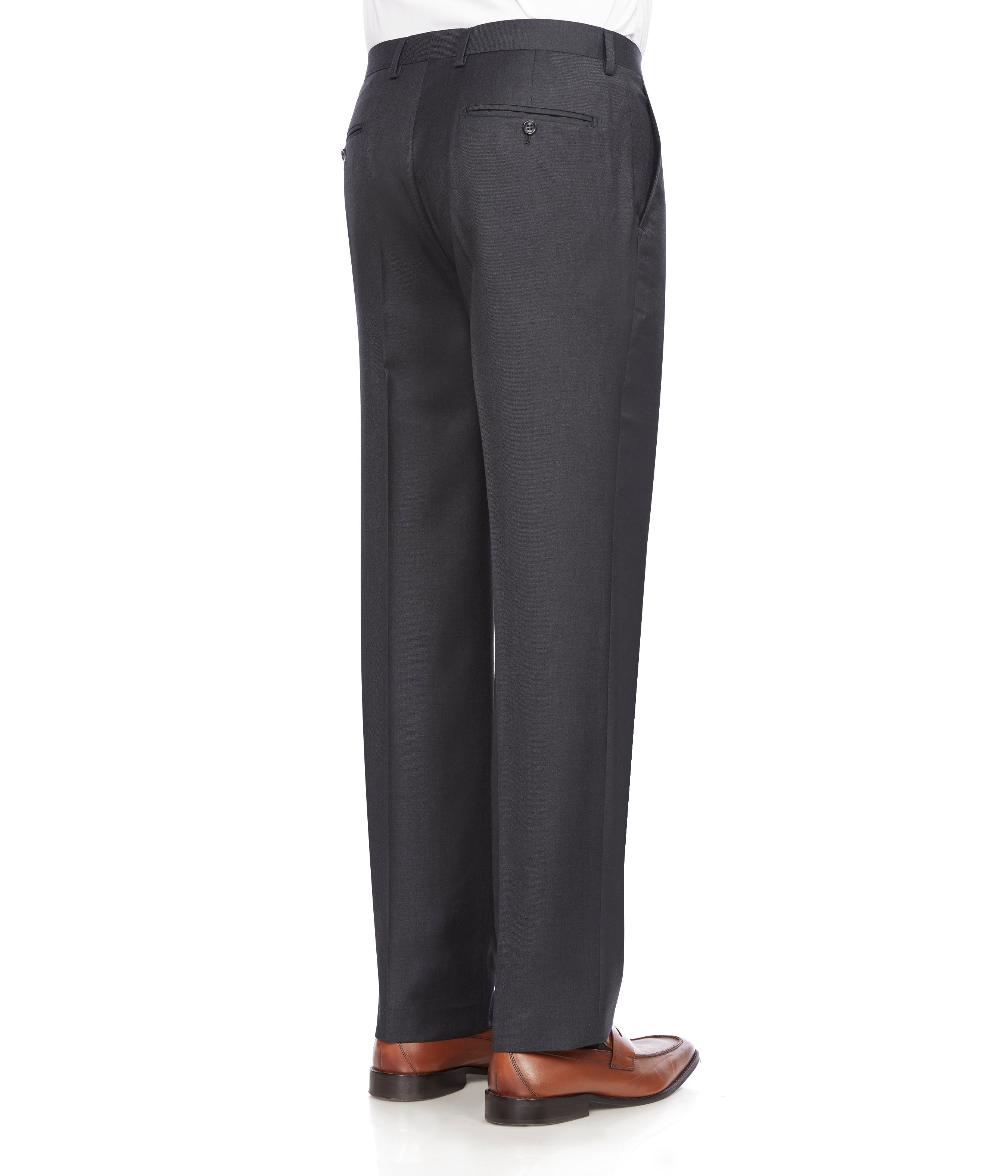 DRESS PANT CHARC BY ZANETTI