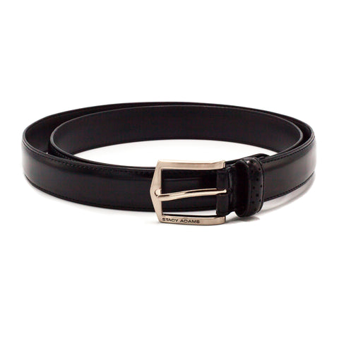 STACY ADAMS BELT BLACK