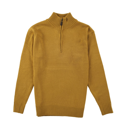 INSEARCH GOLD SWEATER