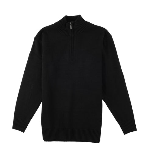 INSEARCH BLACK SWEATER