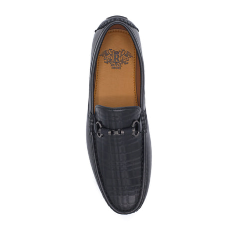 ROYAL CASUAL SHOES - BLACK