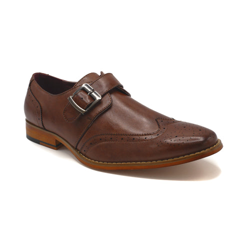 DRISCOLL DRESS SHOES COGNAC