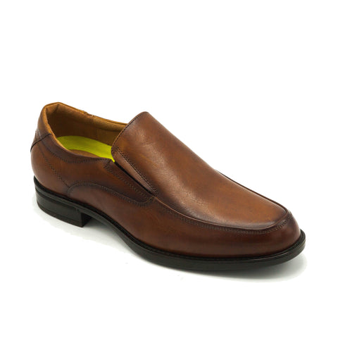 FLORSHEIM /MIDTOWN MOC TOE SLIP ON - COGN