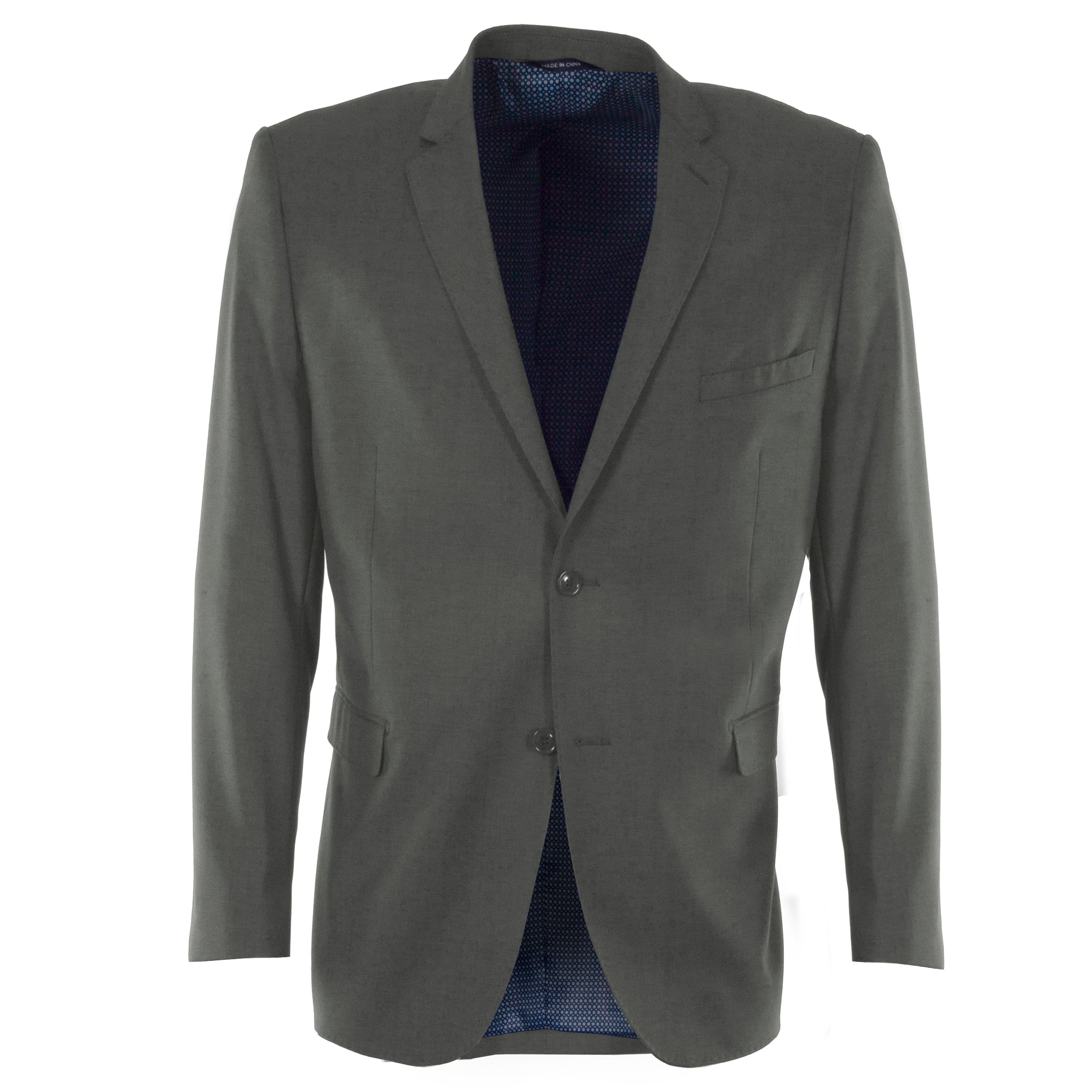 MILANO MODERN FIT SUIT GREY