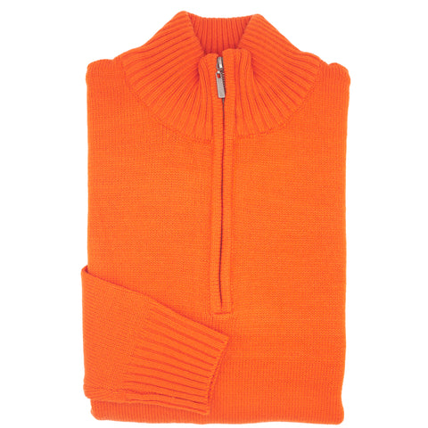 INSEARCH ORANGE SWEATER