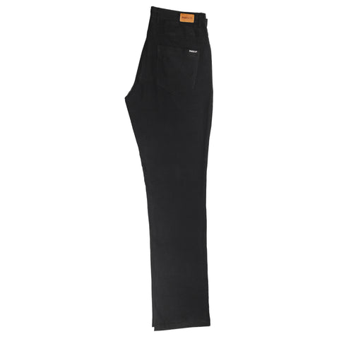 INSEARCH CASUAL PANTS BLACK