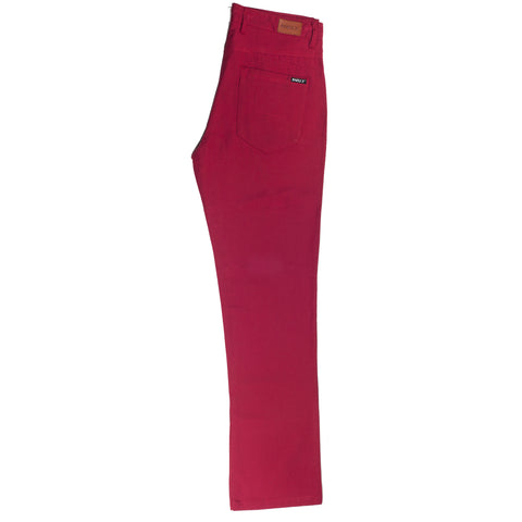 INSEARCH CASUAL PANTS GRANDBERRY