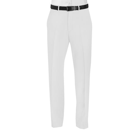 MAZARI DRESS PANTS / WHITE