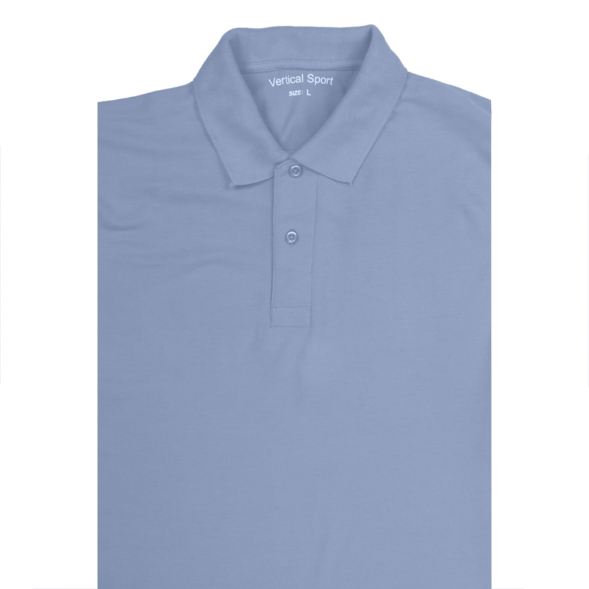VERTICAL SPORTS POLO LAVENDER