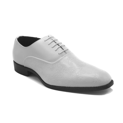 PETER WHITE DRESS SHOES